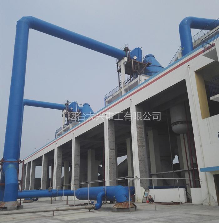 氯化铵蒸发设备:MVR蒸发系统