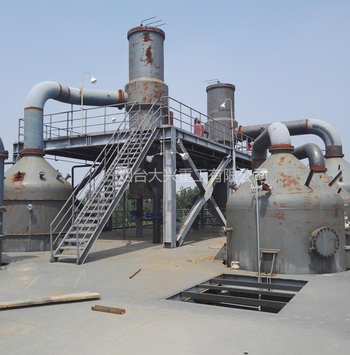 氯化铵设备:如何预防蒸发器结冰