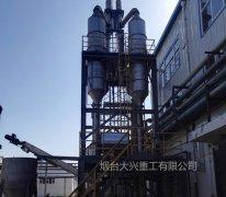 氯化铵设备的工作原理