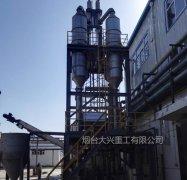 氯化铵MVR蒸发结晶设备防结垢方法